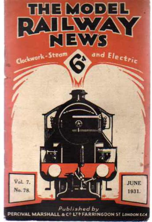 Image for The Model Railway News - Vol 7 No 78