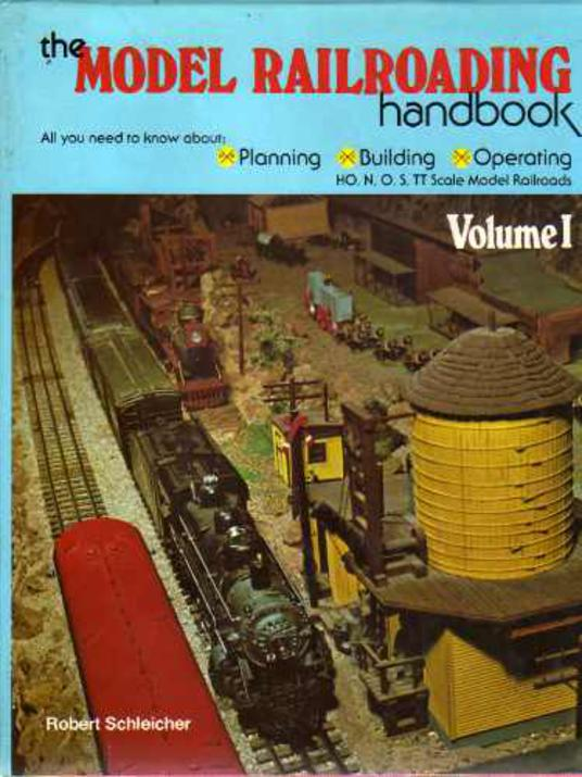 Image for Model Railroading Handbook : Volume 1