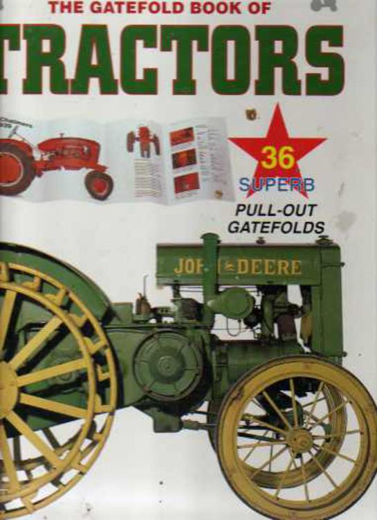 Image for The Gatefold Book of Tractors