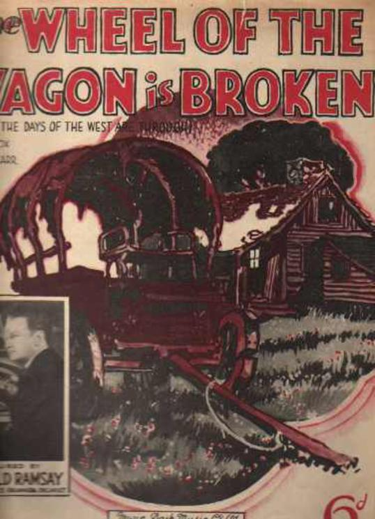 Image for The Wheel of the Wagon is Broken