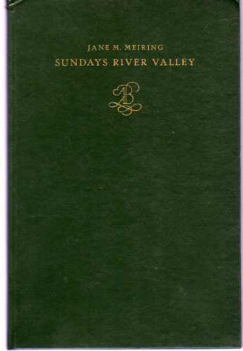 Image for Sundays River Valley : Its History and Settlement (SIGNED COPY)