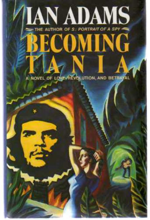 Image for Becoming Tania : A Novel of Love