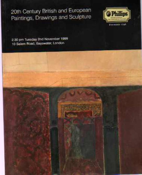 Image for Twentieth Century British and European Paintings, Drawings and Sculpture