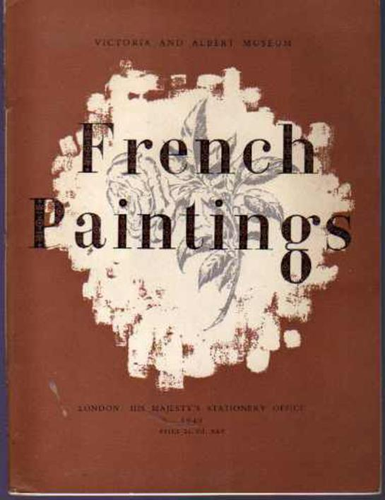 Image for French Paintings