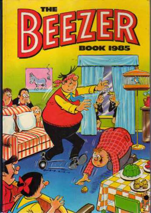 Image for The Beezer Book : 1985