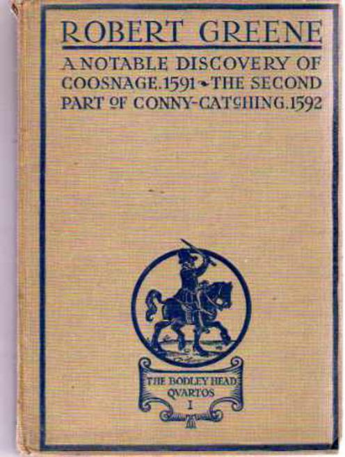 Image for The Thirde and the Last Part of Conny-Catching, A Dispvtation Betweene a Hee Conny-Catcher and a Shee Conny-Catcher