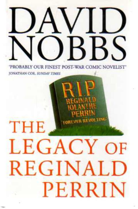 Image for The Legacy of Reginald Perrin