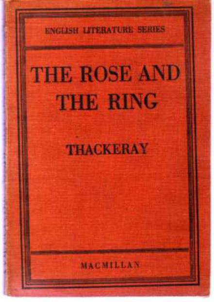 Image for The Rose and the Ring - Or the History of Prince Giglio and Prince Bulbo