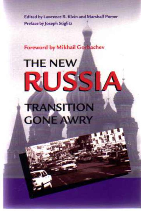 Image for The New Russia : Transition Gone Awry