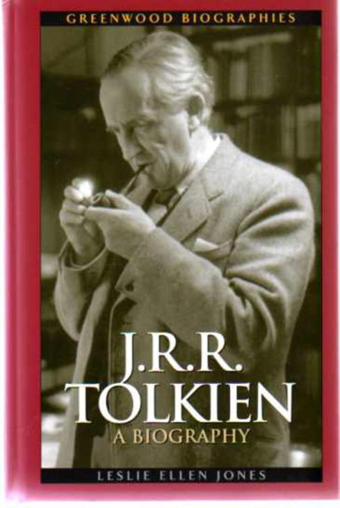 Image for J. R. R. Tolkien : A Biography