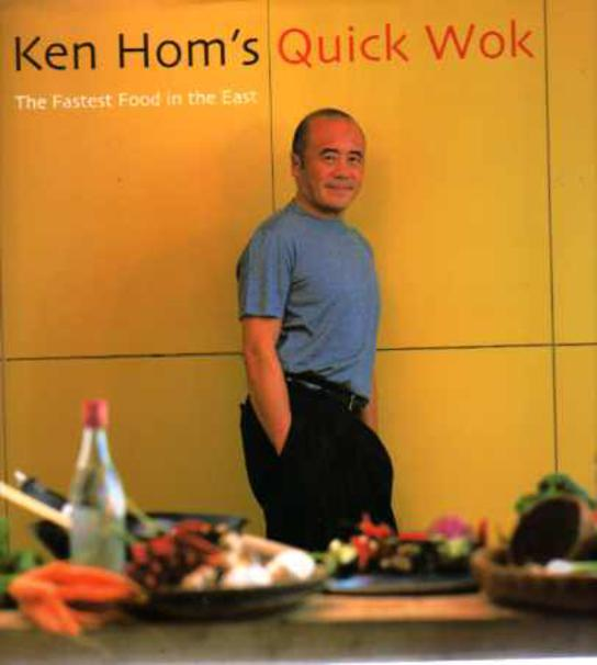 Image for Ken Hom's Quick Wok : The Fastest Food in the East