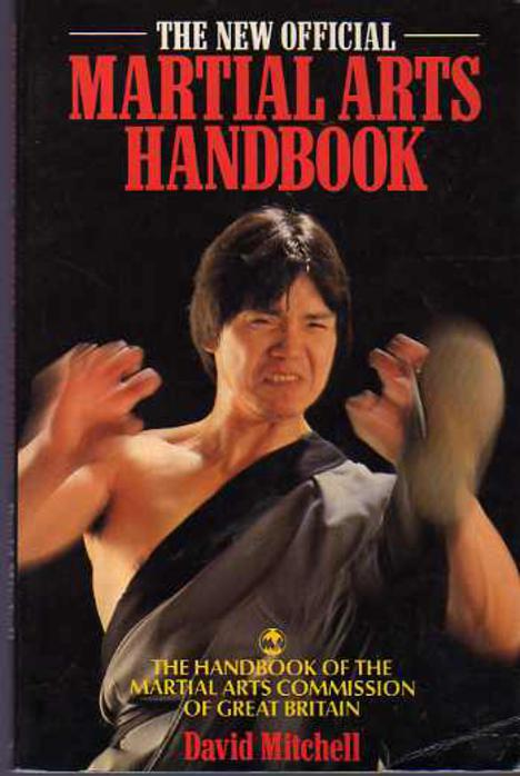 Image for The New Official Martial Arts Handbook