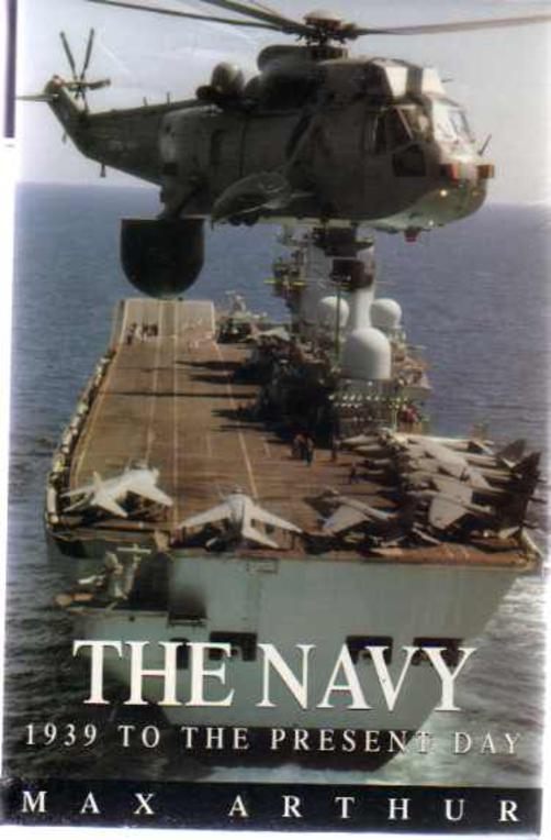 Image for The Navy : 1939 to the Present Day