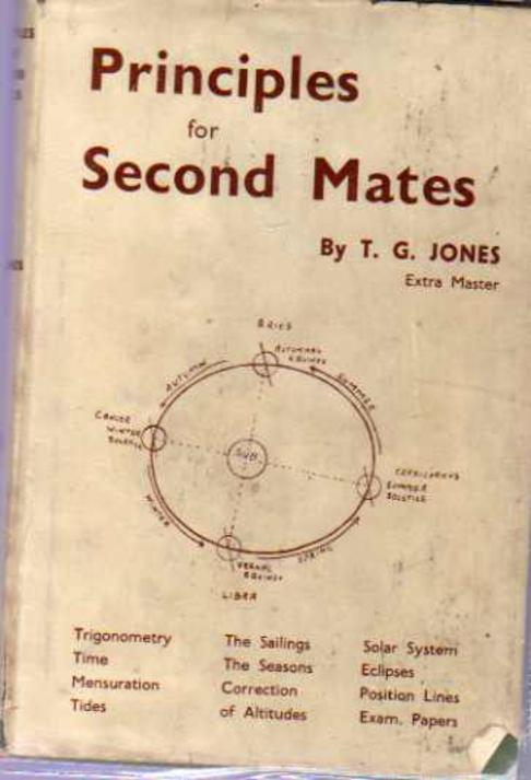 Image for Principles for Second Mates