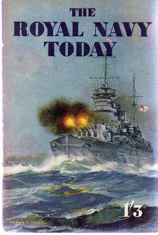 Image for The Royal Navy Today
