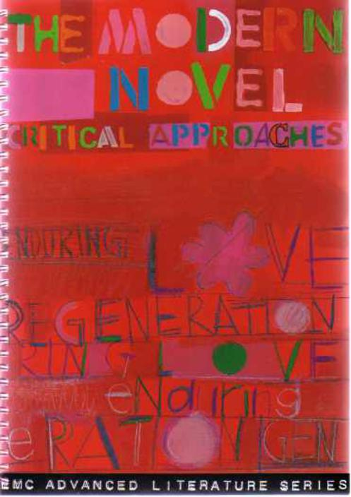Image for Modern Novel : Critical Approaches