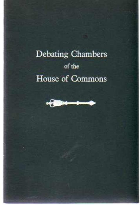 Image for Debating Chambers of the House of Commons