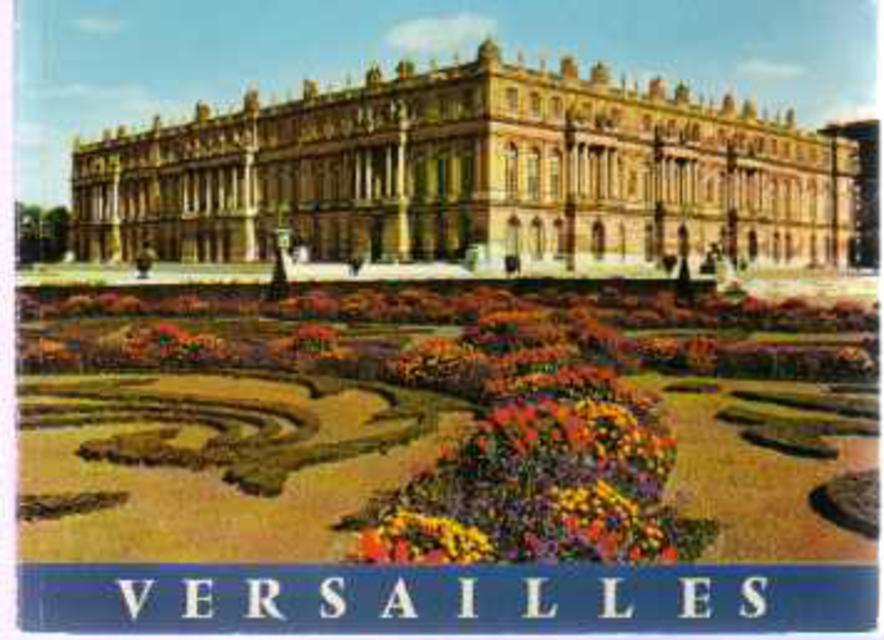 Image for Versailles - a Guide to the Visit