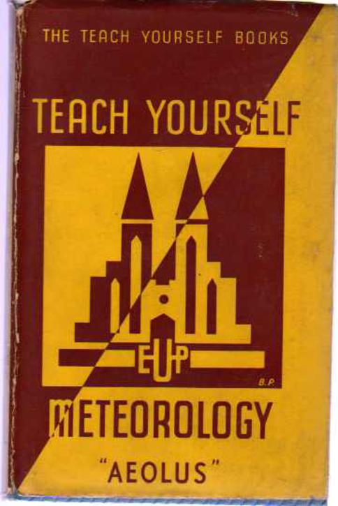 Image for Teach Yourself Meteorology