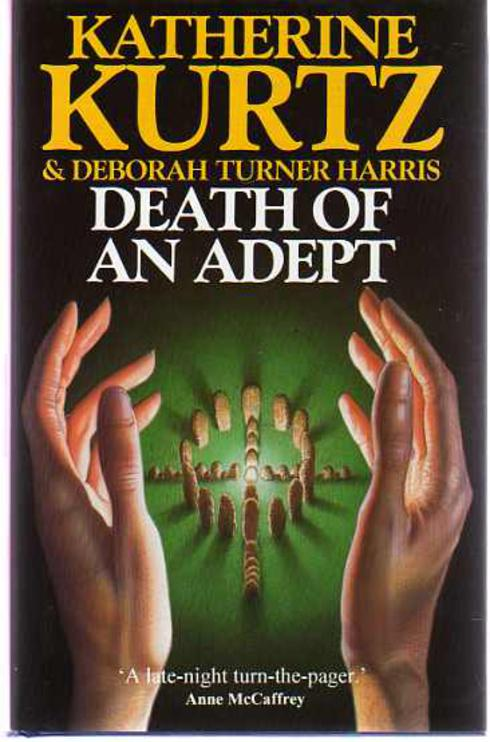 Image for Death of an Adept
