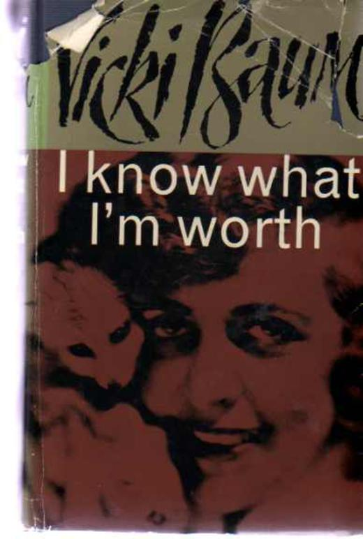 Image for I Know What I'm Worth