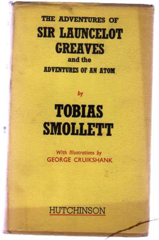 Image for The Adventures of Sir Launcelot Greaves and the Adventures of an Atom