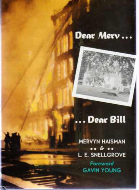 Image for Dear Merv...Dear Bill (SIGNED COPY)