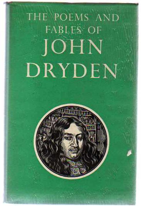Image for The Poems and Fables of John Dryden
