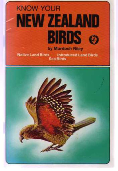 Image for Know Your New Zealand Birds
