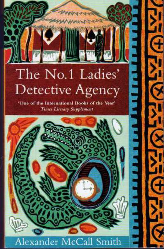 Image for The No.1 Ladies' Detective Agency