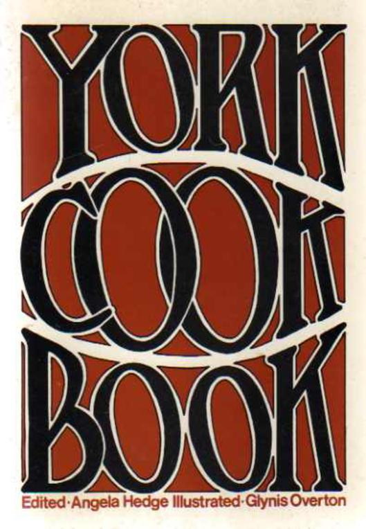 Image for York Cook Book
