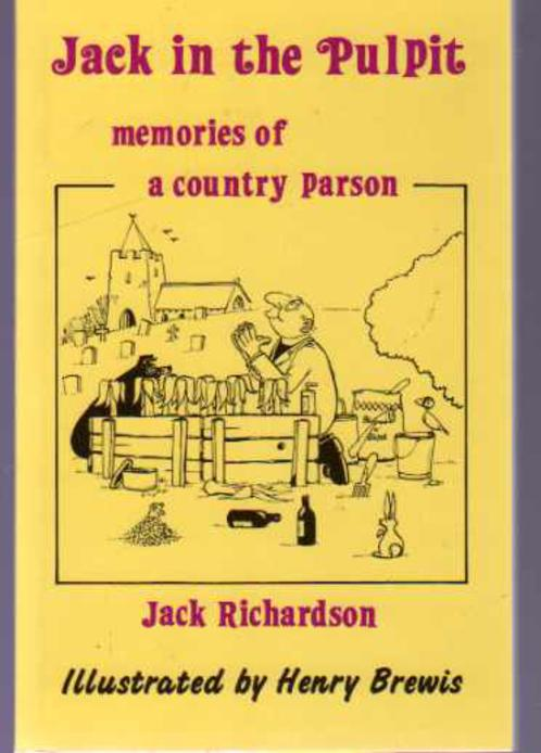 Image for Jack in the Pulpit : Memories of a Country Parson