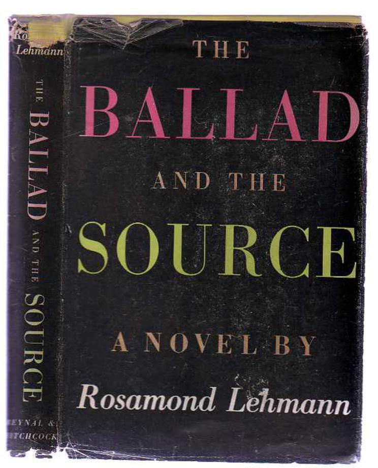 Image for The Ballad and the Source