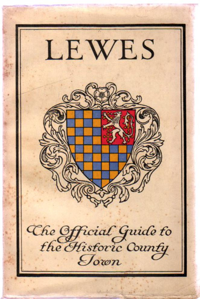 Image for The Official Guide to Lewes