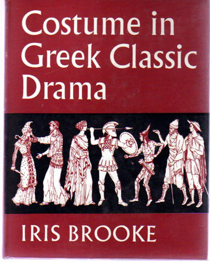 Image for Costume in Greek Classic Drama