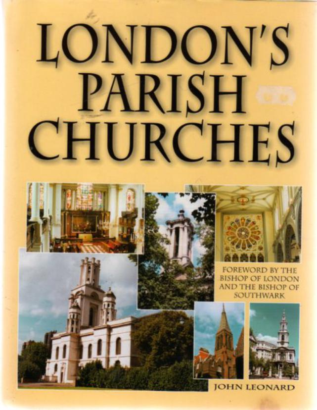 Image for London's Parish Churches