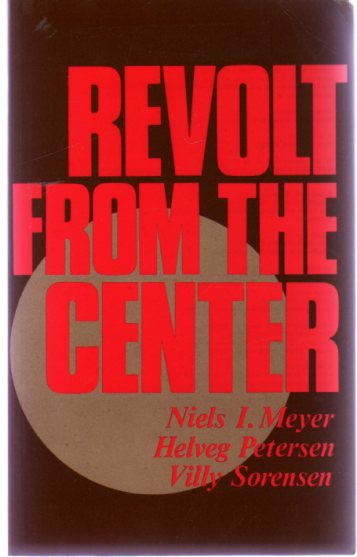 Image for Revolt from the Center (SIGNED COPY)