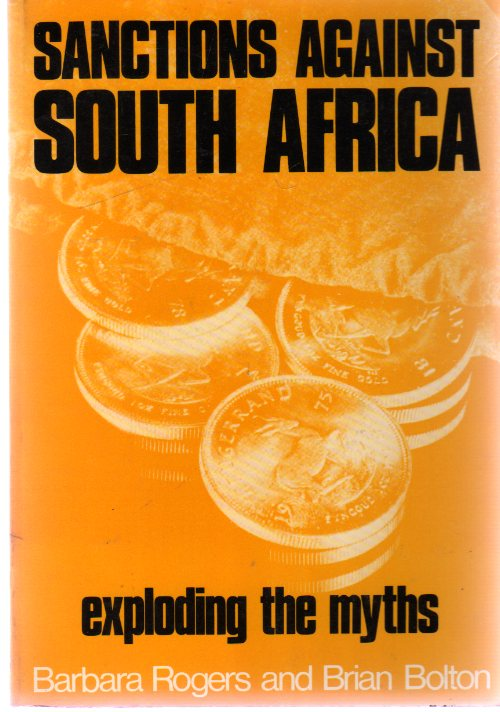 Image for Sanctions against South Africa : Exploding the Myths
