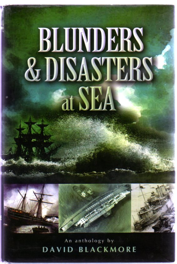 Image for Blunders and Disasters at Sea