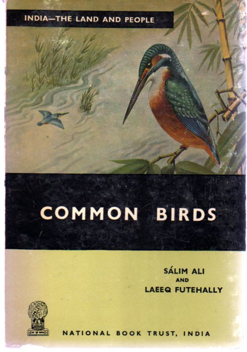 Image for Common Birds  (India - the Land and People)