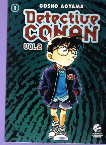 Image for Detectiv Conan Volume 2 No 1  (de 18)