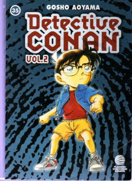 Image for Detectiv Conan Volume 2 No 35  (de 42)
