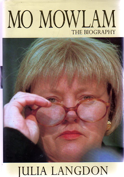 Image for Mo Mowlam : The Biography
