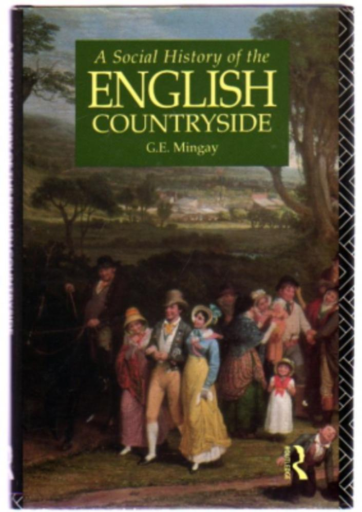 Image for A Social History of the English Countryside