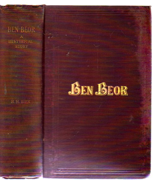 Image for Ben-Beor : A Historical Story