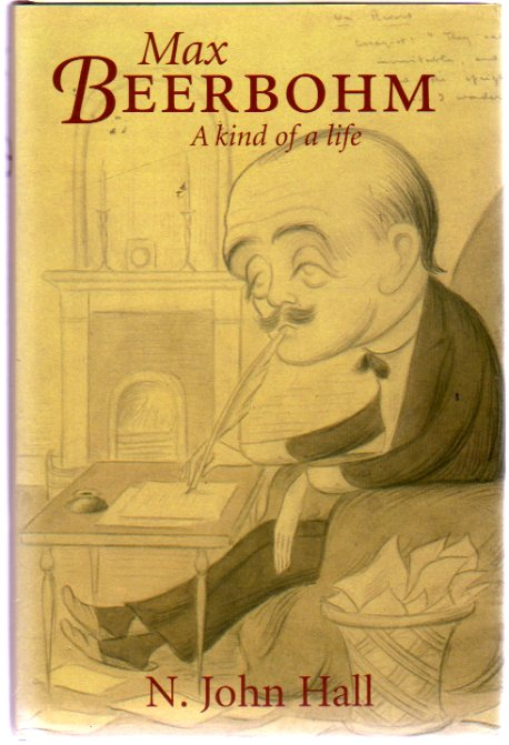 Image for Max Beerbohm : A Kind of a Life