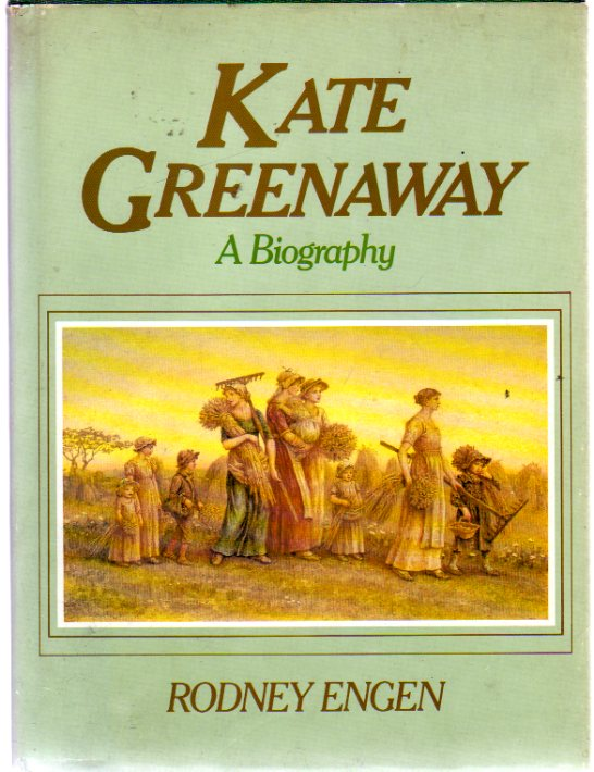 Image for Kate Greenaway a Biography
