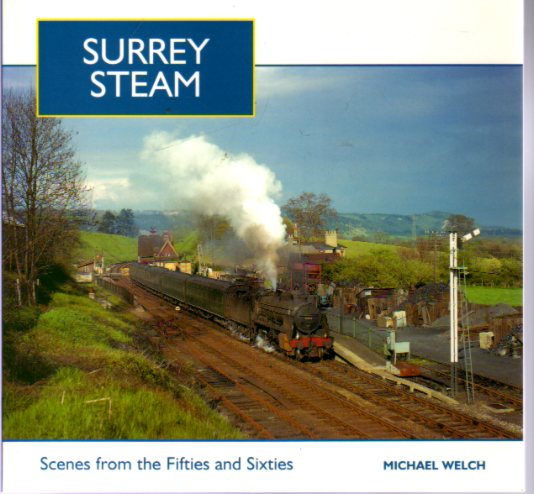 Image for Surrey Steam : Scenes from the Fifties and Sixties