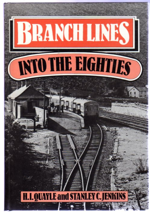 Image for Branch Lines into the Eighties