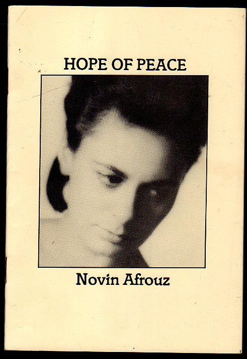 Image for Hope of Peace : First Collection (SIGNED COPY)